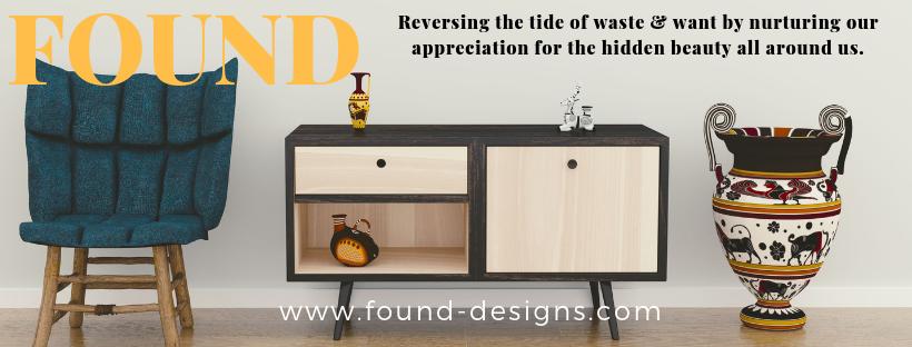 FOUND – The Repurposed Design Company