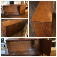 Amal's Credenza before