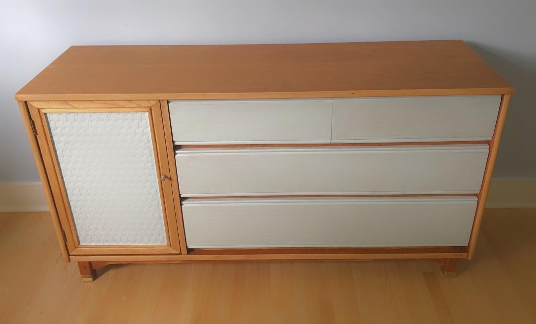 Refurnbished Kroehler Dresser 2