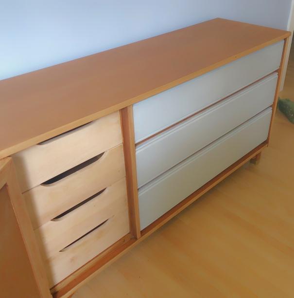 Refurnbished Kroehler Dresser 4