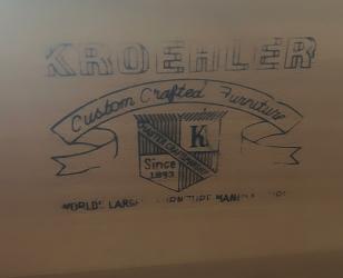 Refurnbished Kroehler Dresser 5