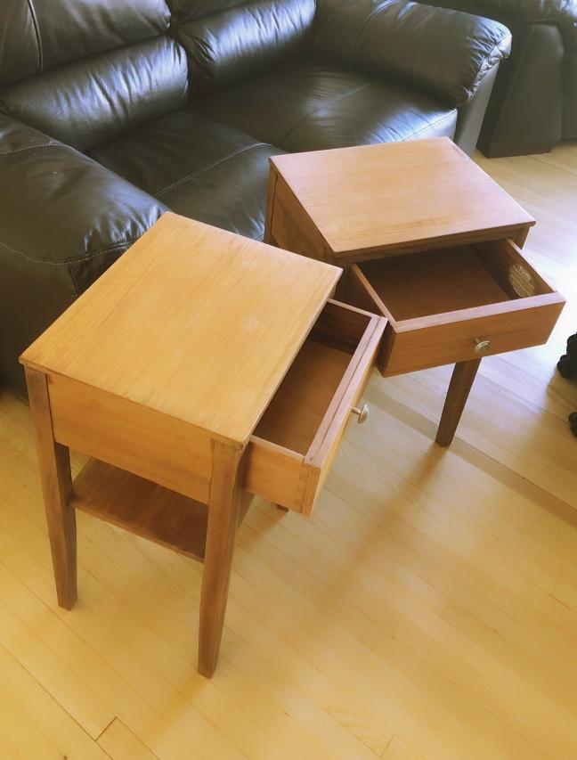 Early Scandanavian Sider tables 1